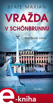 Obálka titulu Vražda v Schönbrunnu