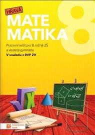 Hravá matematika 8 – pracovní sešit