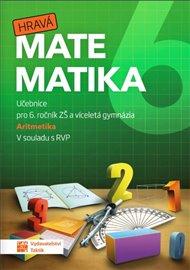 Hravá matematika 6 – učebnice 1. díl (aritmetika)