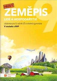 Hravý zeměpis 9 –  učebnice
