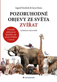 Obálka titulu Pozoruhodné objevy ze světa zvířat