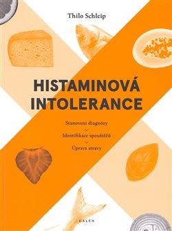 Obálka titulu Histaminová intolerance