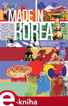 Obálka titulu Made in Korea
