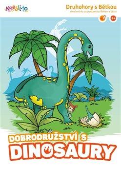 Obálka titulu Dobrodružství s dinosaury