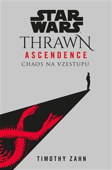 Obálka titulu Star Wars - Thrawn Ascendence: Chaos na vzestupu