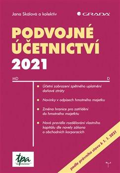 Obálka titulu Podvojné účetnictví 2021