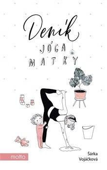 Obálka titulu Deník jóga matky