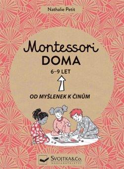 Obálka titulu Montessori doma 6 - 9 let