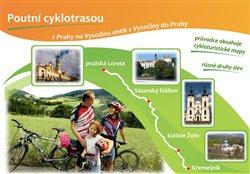 Obálka titulu Poutní cyklotrasou z Prahy na Vysočinu