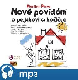 Levně Nové povídání o pejskovi a kočičce, mp3 - Vlastimil Peška