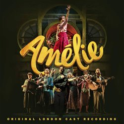 Obálka titulu Amelie