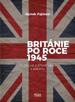 Obálka titulu Británie po roce 1945