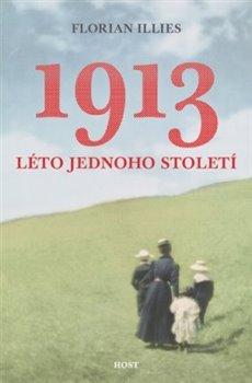Obálka titulu 1913. Léto jednoho století