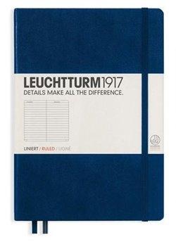 Obálka titulu Zápisník Leuchtturm, linkovaný