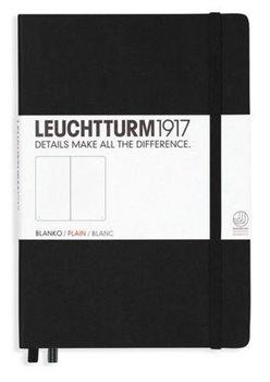 Obálka titulu Zápisník Leuchtturm, čistý