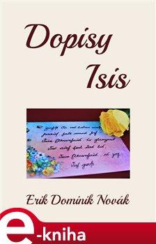 Obálka titulu Dopisy Isis