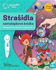 Kouzelné čtení - Samolepková knížka Strašidla
