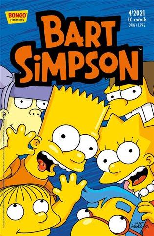 Bart Simpson 4/2021