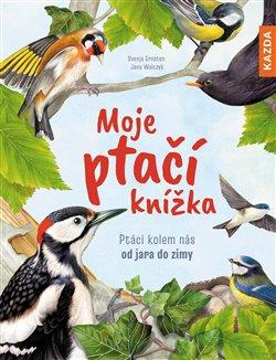 Obálka titulu Moje ptačí knížka
