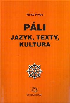 Obálka titulu Páli - jazyk, texty, kultura