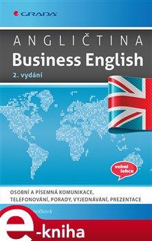 Obálka titulu Angličtina Business English