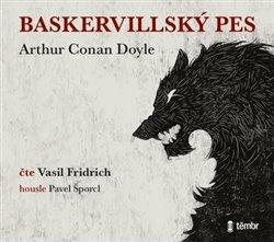 Obálka titulu Baskervillský pes