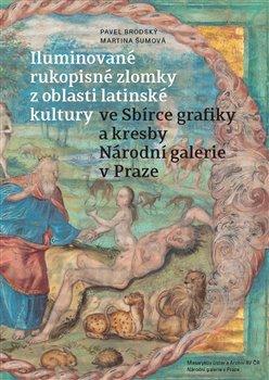Obálka titulu Iluminované rukopisné zlomky z oblasti latinské kultury ve Sbírce grafiky a kresby Národní galerie v Praze