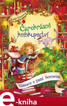 Obálka titulu Vánoce s paní Sovovou