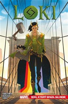 Obálka titulu Loki 1: Bůh, který spadl na Zemi