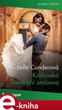 Obálka titulu Královská svatební smlouva