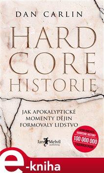 Obálka titulu Hardcore historie