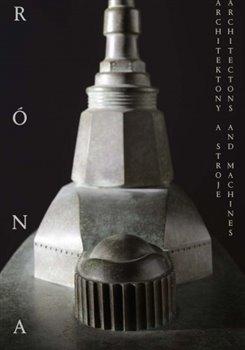 Obálka titulu Architektony a stroje