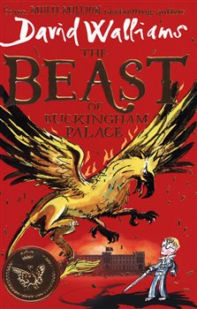 Obálka titulu The Beast of Buckingham Palace
