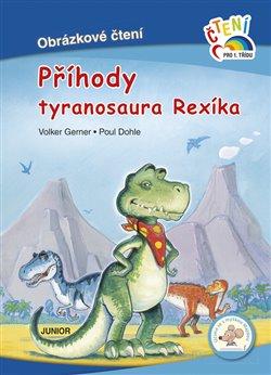 Obálka titulu Příhody tyranosaura Rexíka