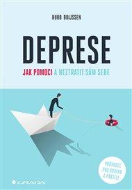 Deprese – jak pomoci a neztratit sám sebe