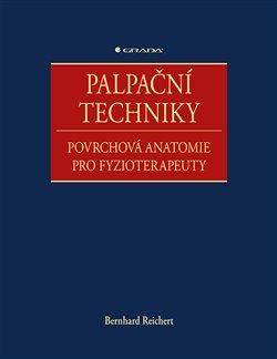 Obálka titulu Palpační techniky