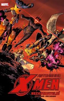 Astonishing X-Men 4: Nezastavitelní