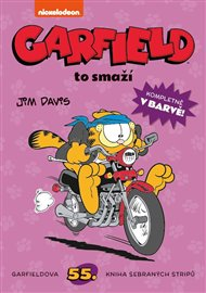 Garfield to smaží č. 55