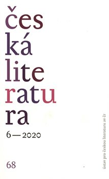 Česká literatura 6/2020