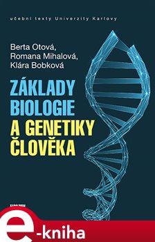 Obálka titulu Základy biologie a genetiky člověka