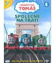 Lokomotiva Tomáš - Společně na trati