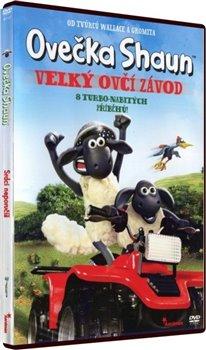 Ovečka Shaun II. - Velký ovčí závod