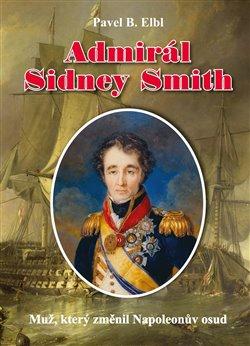 Obálka titulu Admirál Sidney Smith