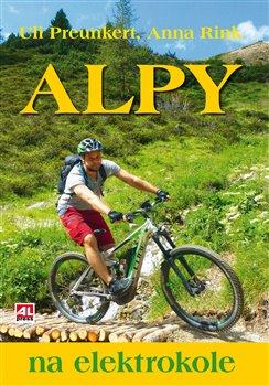 Obálka titulu Alpy na elektrokole