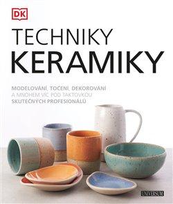 Obálka titulu Techniky keramiky