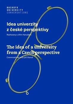 Obálka titulu Idea univerzity z české perspektivy