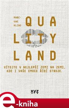 Obálka titulu QualityLand