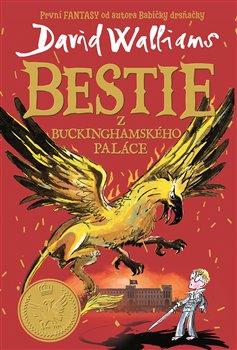 Obálka titulu Bestie z Buckinghamského paláce