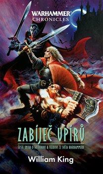 Obálka titulu Zabíječ upírů - Warhammer