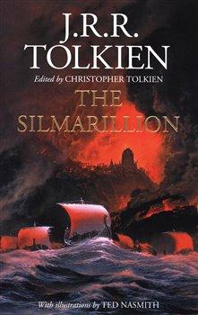 Obálka titulu Silmarillion